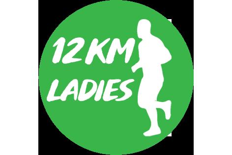 Ladies 12km Results