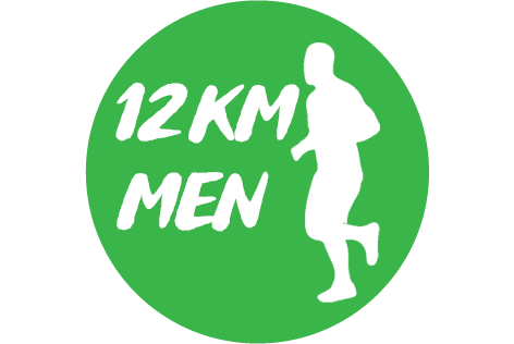 Mens 12km Results