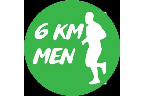 Mens 6km Results